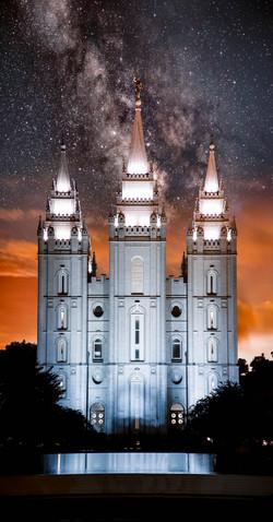Salt Lake City - Milky Way