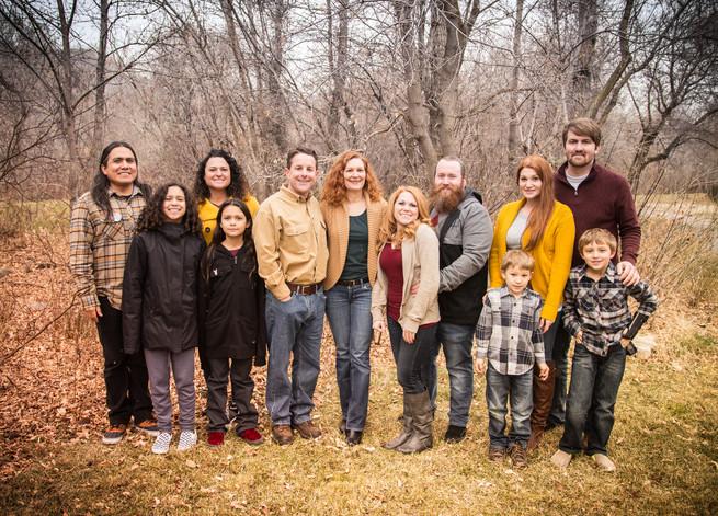 Dornberger/Andrews Family