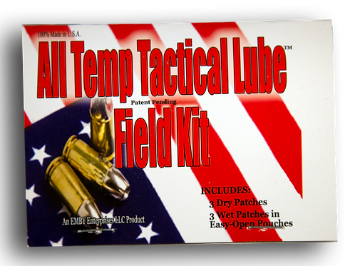 All Temp Tactical Lube Field Kid