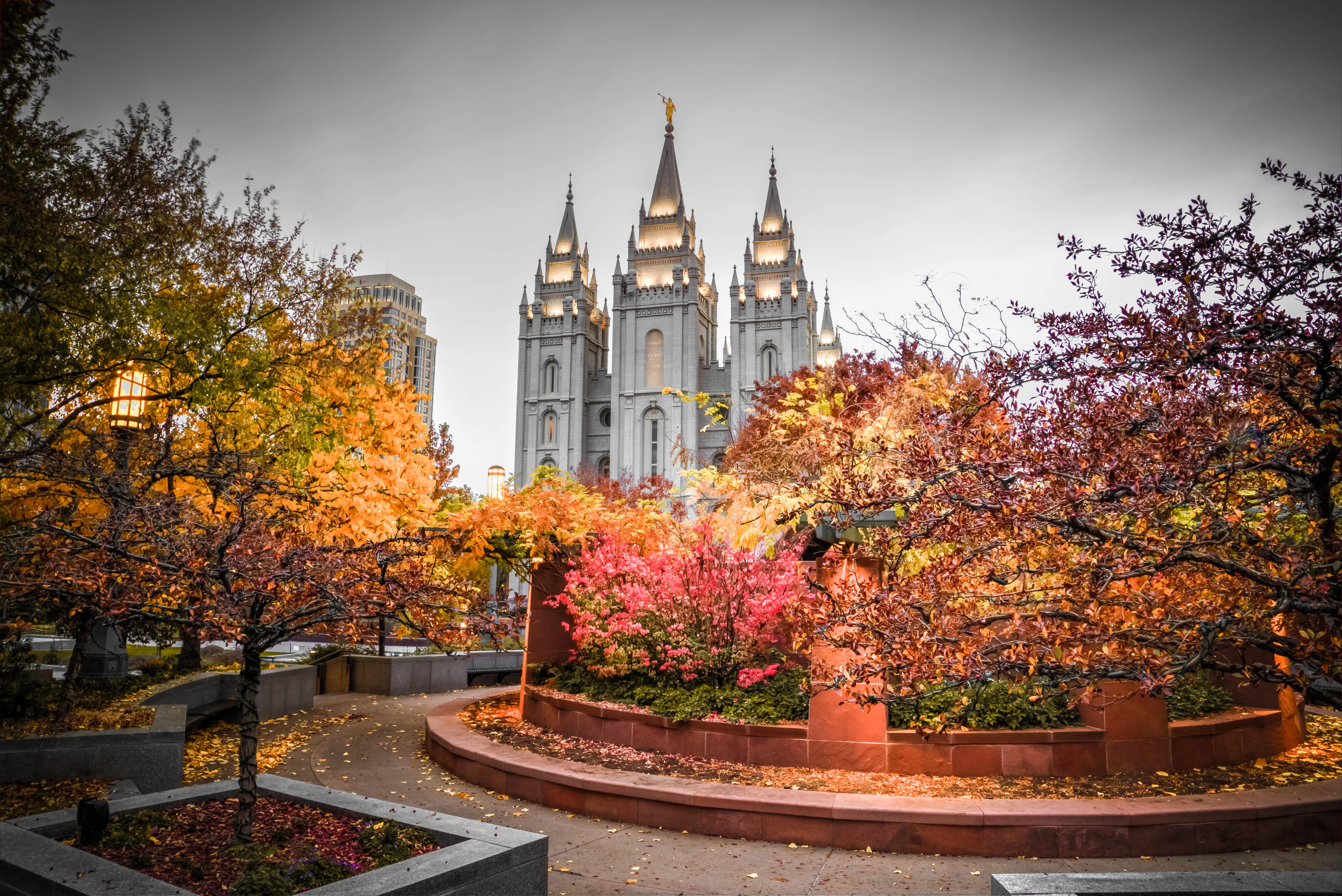 Salt Lake City - Fall