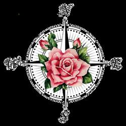 Compass Rose Estate Sales logo