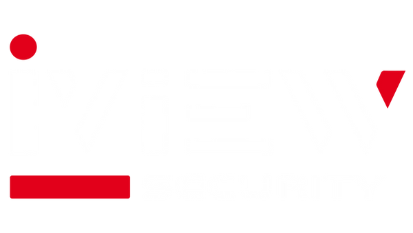 LOGO IVIEW SECURITY WHITE TRANSPARENT PN