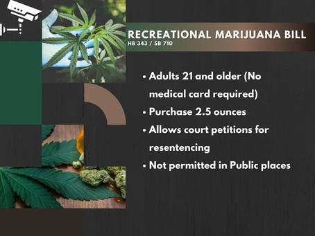 Legalization of recreational marijuana in Florida.