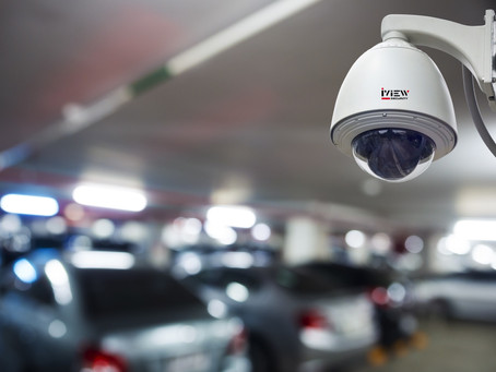 PARKING LOT SECURITY CAMERAS