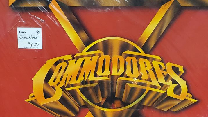 Commodores - Heroes - Record