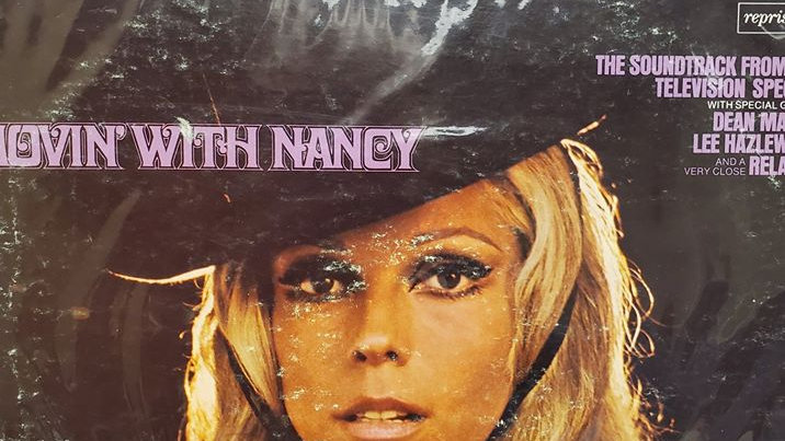 Nancy Sinatra - Soundtrack from Special - Movin' With Nancy - Record