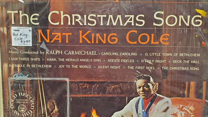Nat King Cole - The Christmas Song - Record