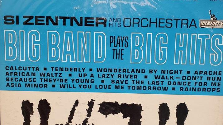Big Band Plays Big Hits - Record