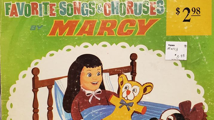 """Marcy - """"A Little Talk With Jesus"""" and many more - Record"""