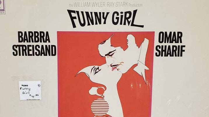 Funny Girl - Original Sound Track - Record