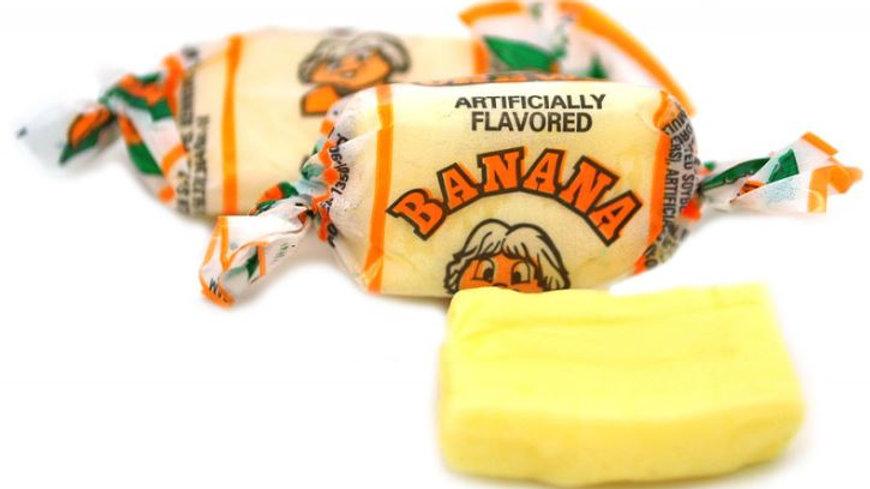 Alberts Fruit Chews Banana