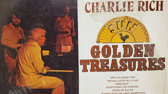 Charlie Rich - Golden Treasures - Record