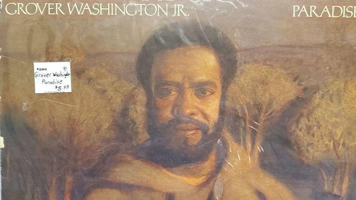 Grover Washington - Paradise - Record