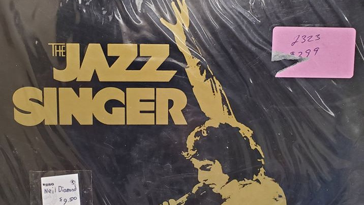 Neil Diamond - The Jazz Singer - Record