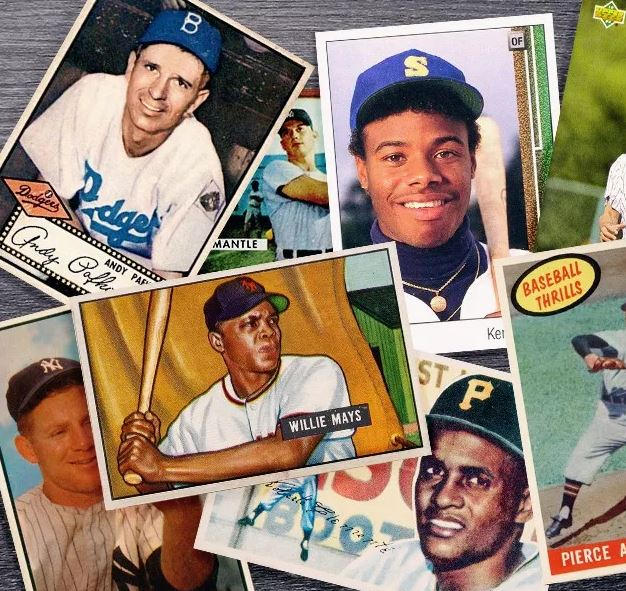 1,000'S OF SPORTS CARDS & COLLECTIBLES