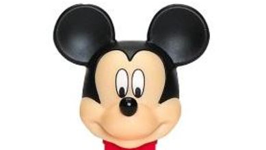 Mickey Mouse PEZ Includes 2 PEZ Candy Refills