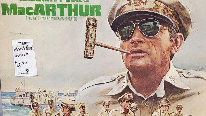 MacArthur - Original Soundtrack - Record