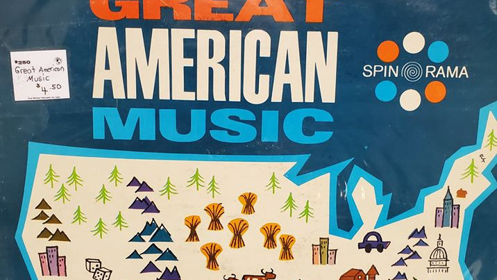 Great American Music - Record