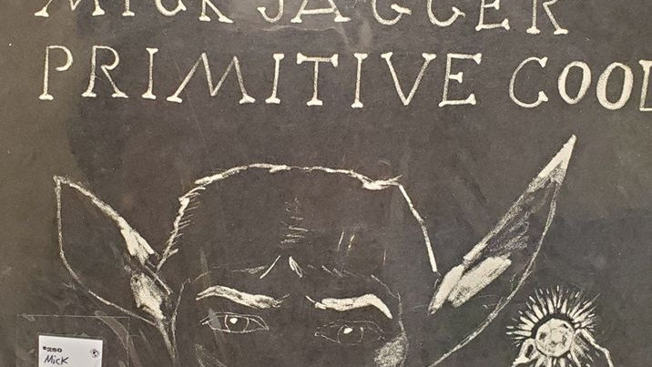 Mick Jagger - Primitive Cool - Record
