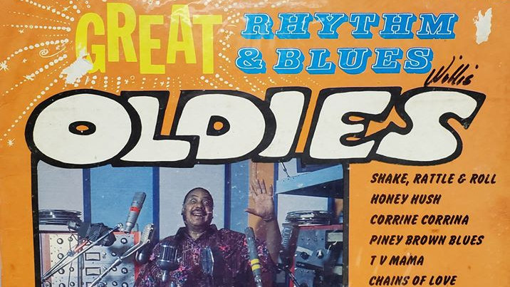 Great Oldies - Rhythm & Blues - Record