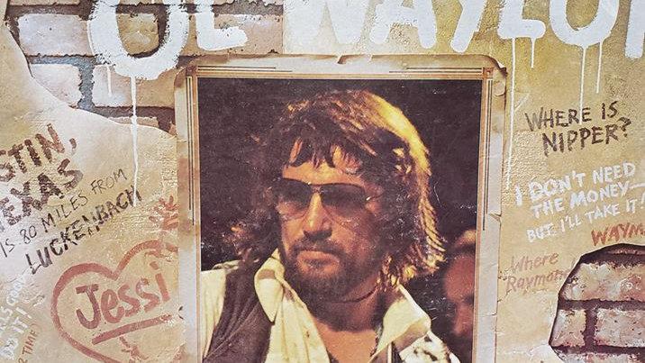Ol' Waylon Jennings - Record