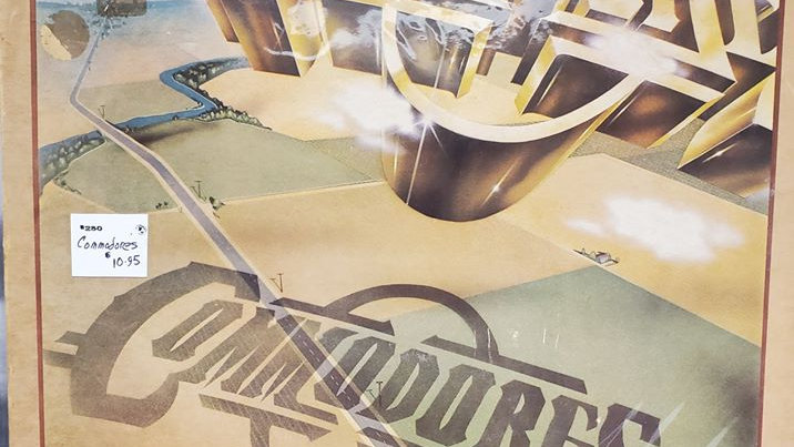 Commodores - Natural High - Record