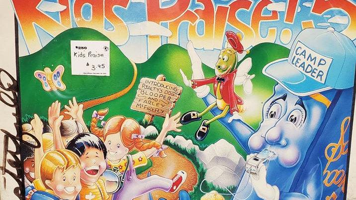 Kid's Praise! 5 - Record