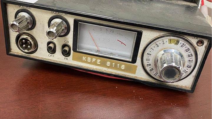 Vintage 40 Channel CB Radio