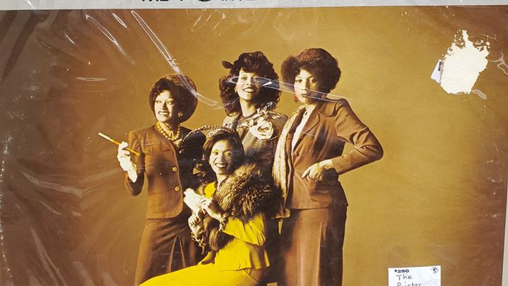 The Pointer Sisters - Record