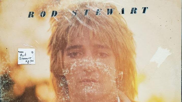 Rod Stewart - Footloose & Fancy Free - Record