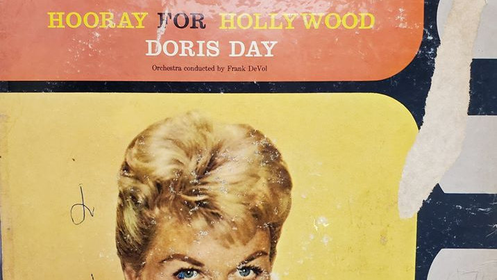 Doris Day - Hooray For Hollywood - Record