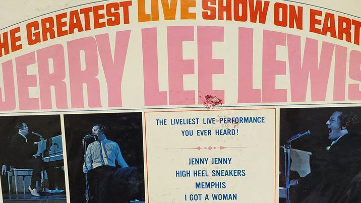Jerry Lee Lewis - Record