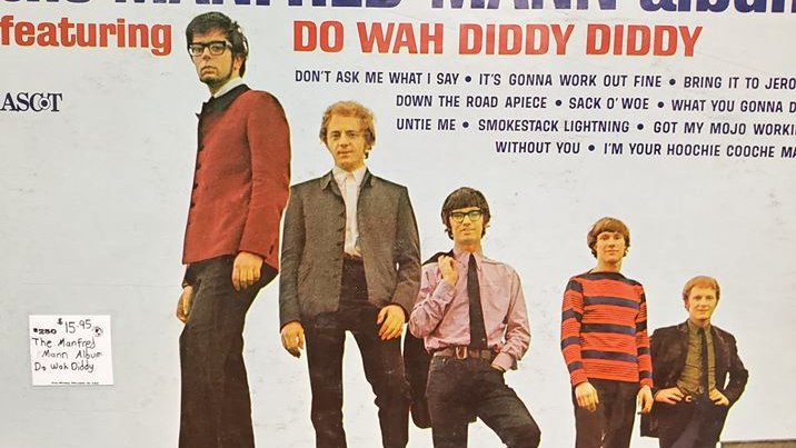Manfred Mann - Do Wah Diddy Diddy - Record