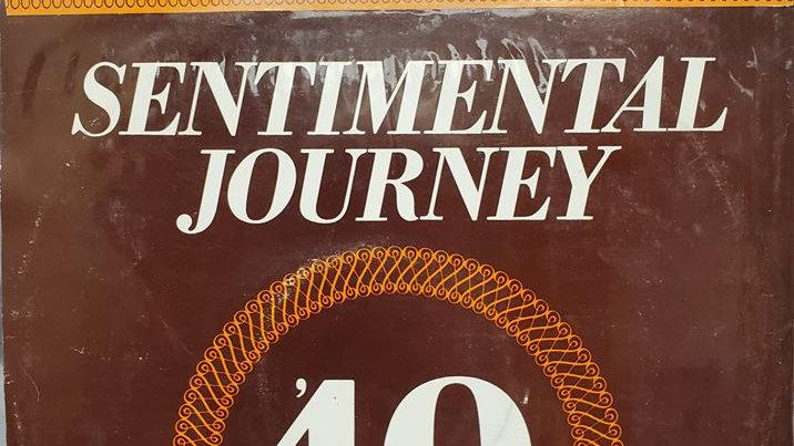 Sentimental Journey - 30's & 40's - Record
