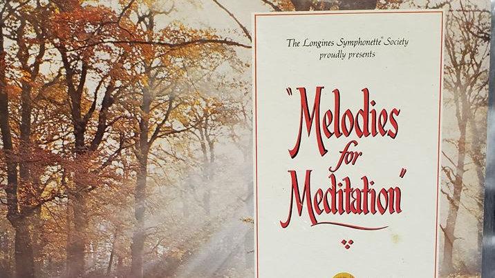 Melodies for Meditation - Longines Symphonette - Record