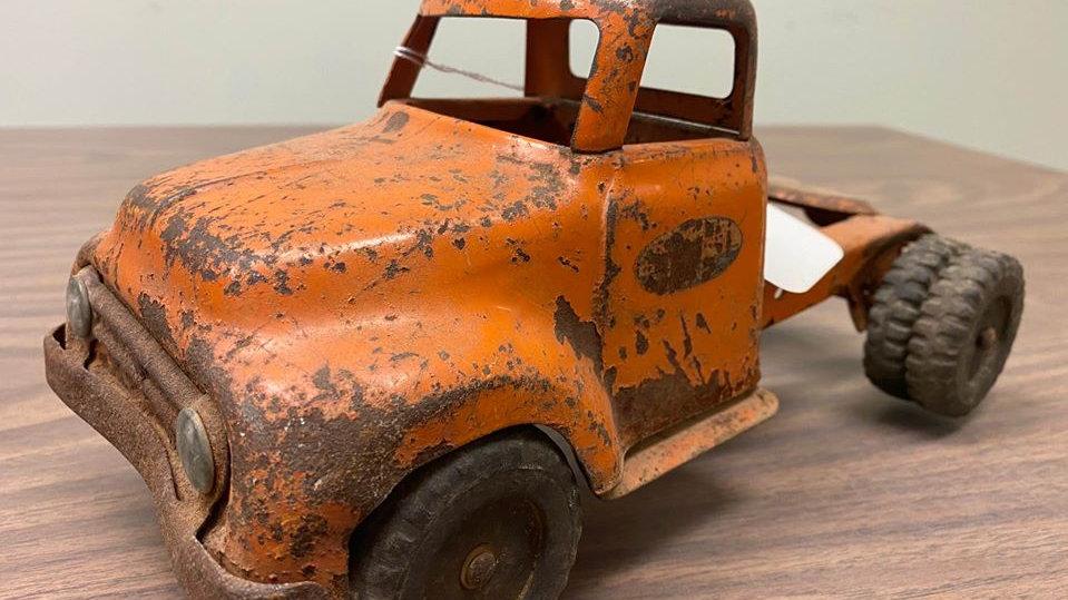 Vintage Tonka Toy Semi Truck