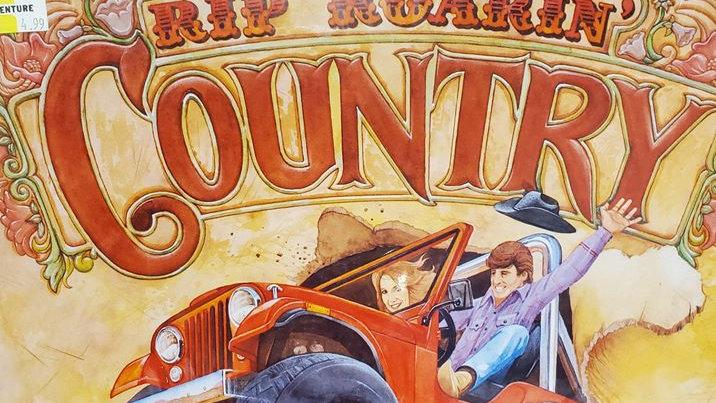 Rip Roarin' Country - 16 Bar Bustin' Favorites - Record