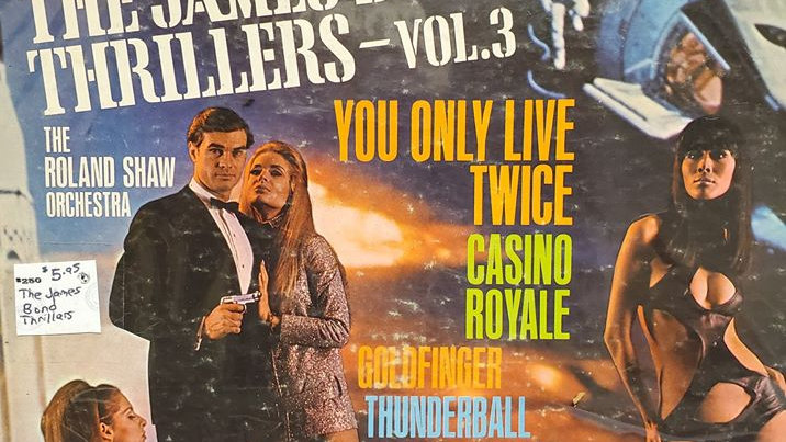 James Bond Thrillers - Record