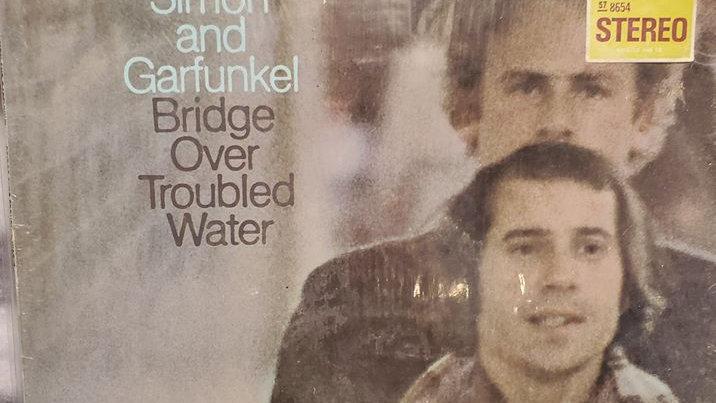 Simon and Garfunkel - Bridge Over Troubled Water - Record