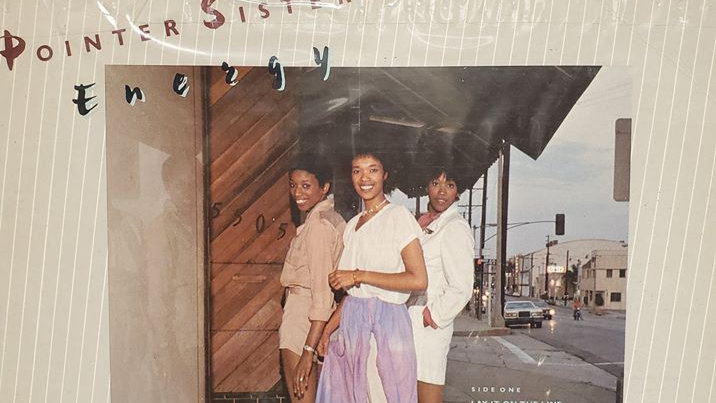 Pointer Sisters - Energy - Record