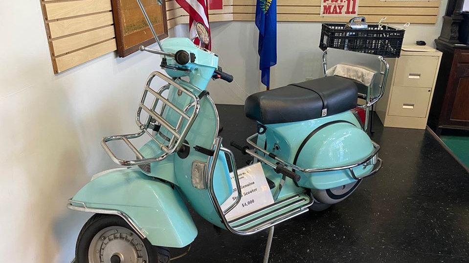 2005 Stella Italian-Style Scooter 150cc