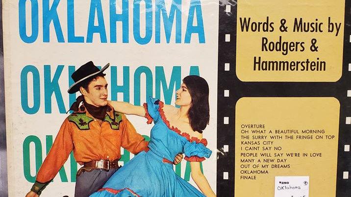 Oklahoma - Soundtrack - Record