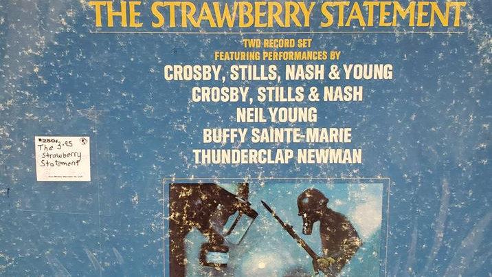 Crosby, Stills & Nash/Plus Other Artist - Record