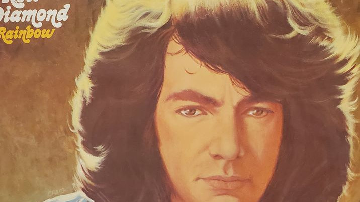 Neil Diamond - Rainbow - Record