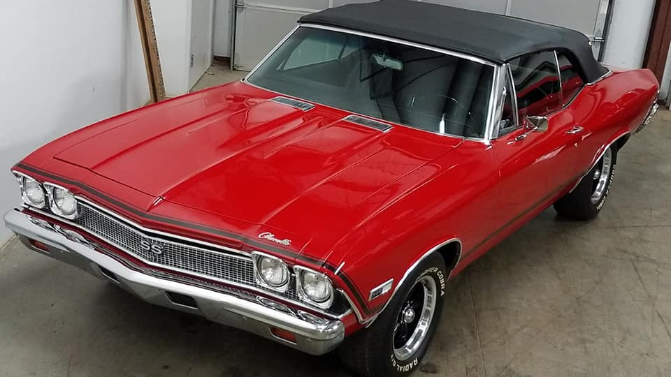 1968 Chevelle 396 SS