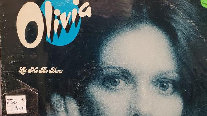 Olivia Newton-John - Let Me Be There - Record