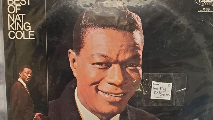 The Best of Nat King Cole - Record