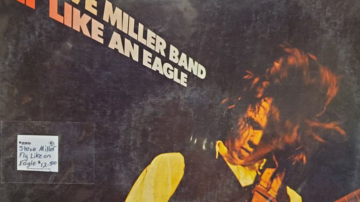 Steve Miller Band - Fly Like An Eagle - Record