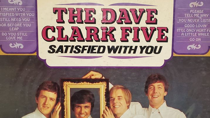 The Dave Clark Five - Satisfied with You - Record