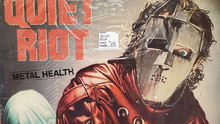 Quiet Riot - Metal Health - Record